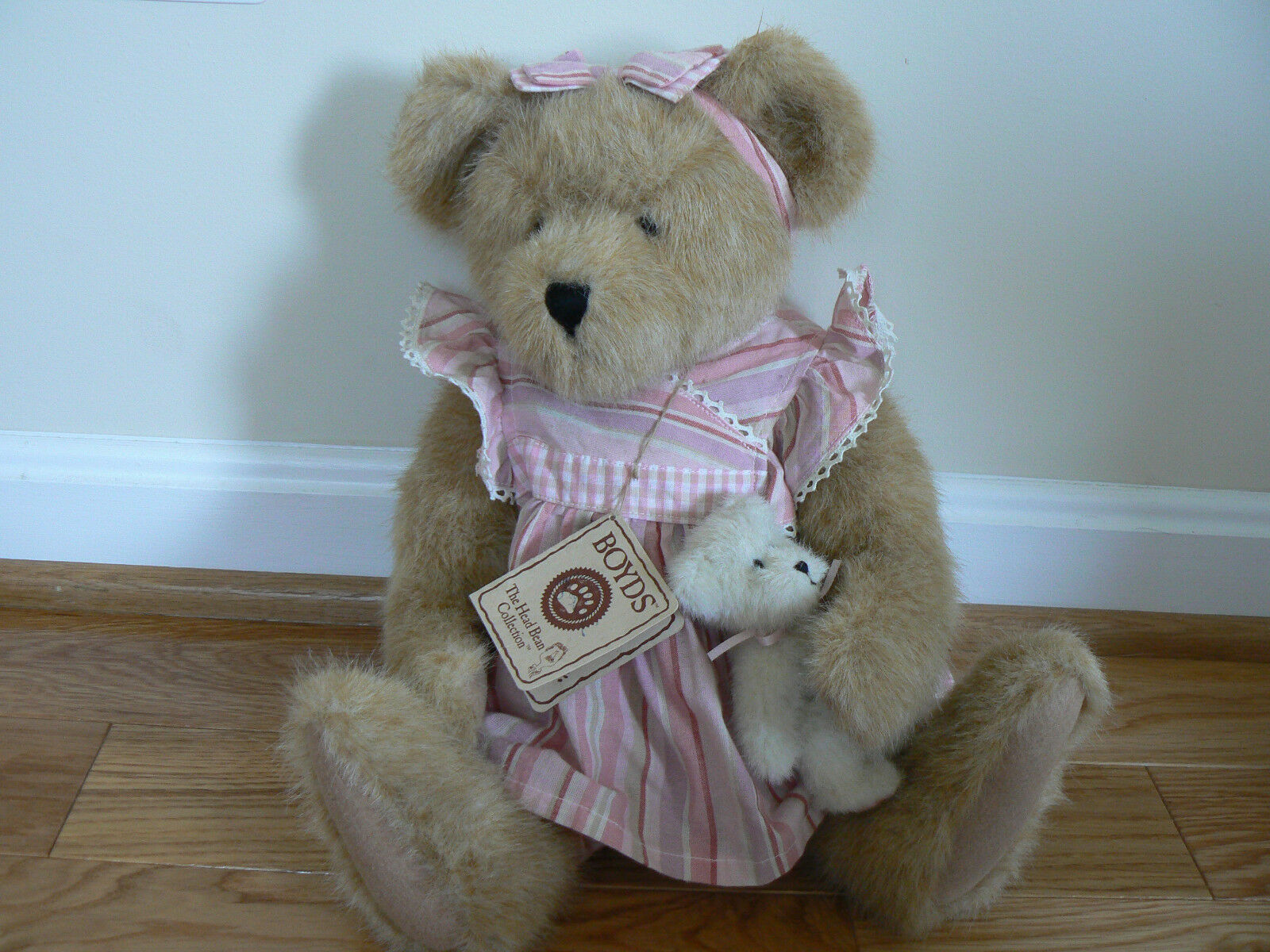 Marie Bearsdale with Jenna-Boyds Bears  99083V  ***Hard to Find*