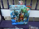 Cardinal Ind Toys Marvel Avengers Assemble 6 New Super 3D Six unused Puzzle Pack