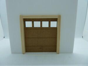 1:24 Scale Model Working Garage/Gas Station Diorama ... on 24' Garage Door  id=57691