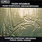 Four Symphonic Metamorphoses Aalborg so Hughes 7318590008522 CD