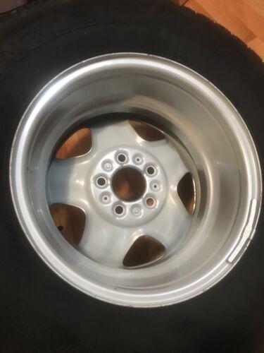 """1993-2001 Jeep Cherokee OEM Steel 15x7  15/"""" STEEL Wheel  Silver 9012"""