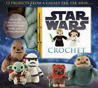 Crochet Kits Ser.: Star Wars Crochet by Lucy Collin (2015, Trade Paperback / Kit)