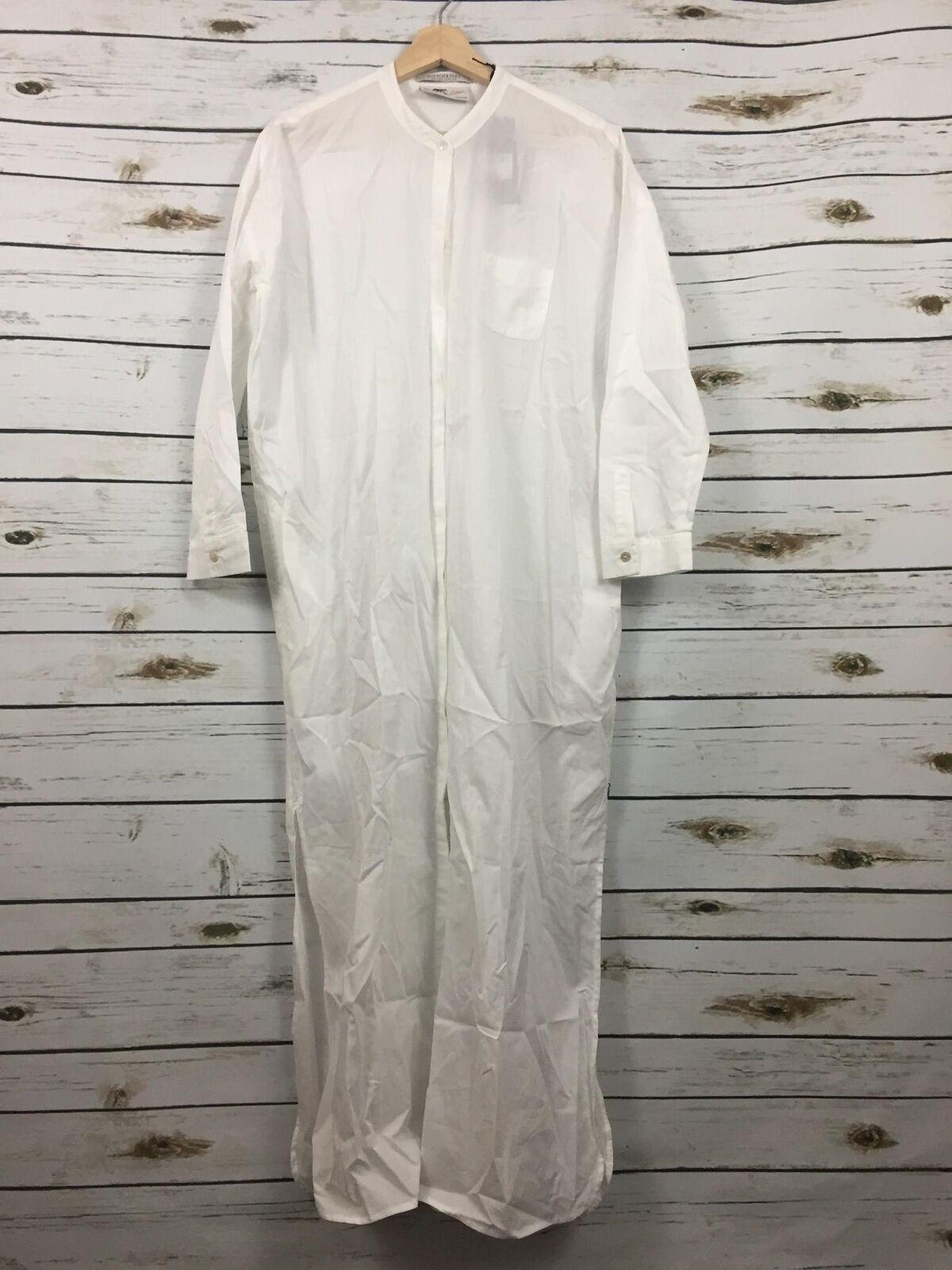 129 Scotch and Soda White Button Tunic ShirtDress ShirtDress ShirtDress Size P-XS 1 2 P'tita NWT d23a54
