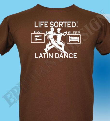 Ballroom Dancing T-Shirt Latin Dancing T-Shirt Mens Womens Great Gift Tango