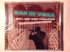 CD Rap in vena FABRI FIBRA CLUB DOGO MONDO MARCIO COR VELENO SIGILLATO SEALED