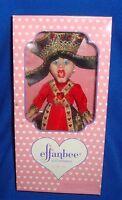 Effanbee Queen Of Hearts Doll In Original Box