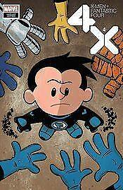 X-men Fantastic Four #4 (Eliopoulos Var) Marvel Comics Comic Book 2020