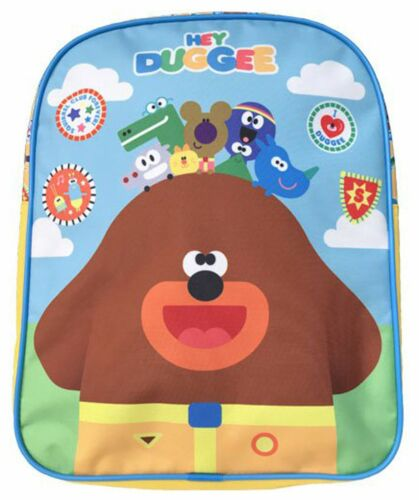 Trade Mark Collections Trade Mark Hey DUGGEE Sac à Dos Enfants Sacs Entièrement neuf sous emballage