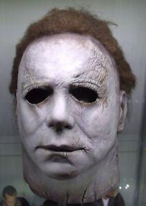 Halloween 2018 Michael Myers Mask.Details About Trick Or Treat Studios 2018 Michael Myers Mask Rehaul Repaint Halloween
