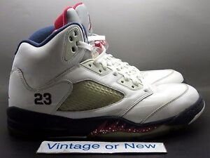 be561d3763a4be Image is loading Air-Jordan-V-5-Independence-Day-Olympic-Retro-