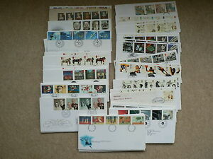 1996-1997-Royal-Mail-First-Day-Covers-Sold-Individually-Various-FDC