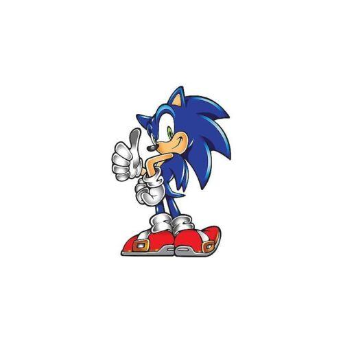 30 Dimensions Sticker Iron Sonic Ref 3751
