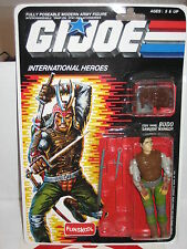 GI Joe Action Figure FUNSKOOL BUDO MOC CARDED INTERNATIONAL FOREIGN INDIA
