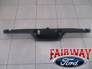 OEM Bumper Step Pad Black For 09-14 Ford F150