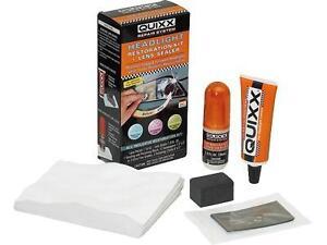 kit renovateur optique de phare en plastique polycarbonate quixx ebay. Black Bedroom Furniture Sets. Home Design Ideas