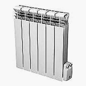 radiateur a inertie corp alu chauffage 1000w fluide. Black Bedroom Furniture Sets. Home Design Ideas