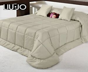 Liu Jo Quilt Duvet Winter Antonia From 300gr Mq Double 2 Squares Ebay