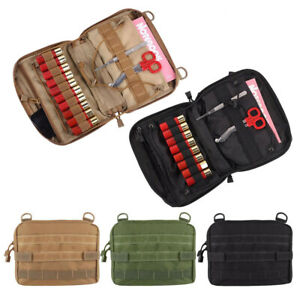 Tactical-Molle-Waist-Bag-Accessory-Magazine-Pouch-Medical-Tool-Organizer-Holster