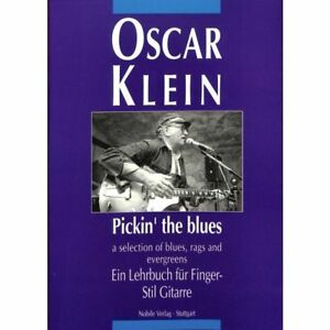 Oscar-Klein-Picking-the-blues-Gitarrenoten-Musiknoten