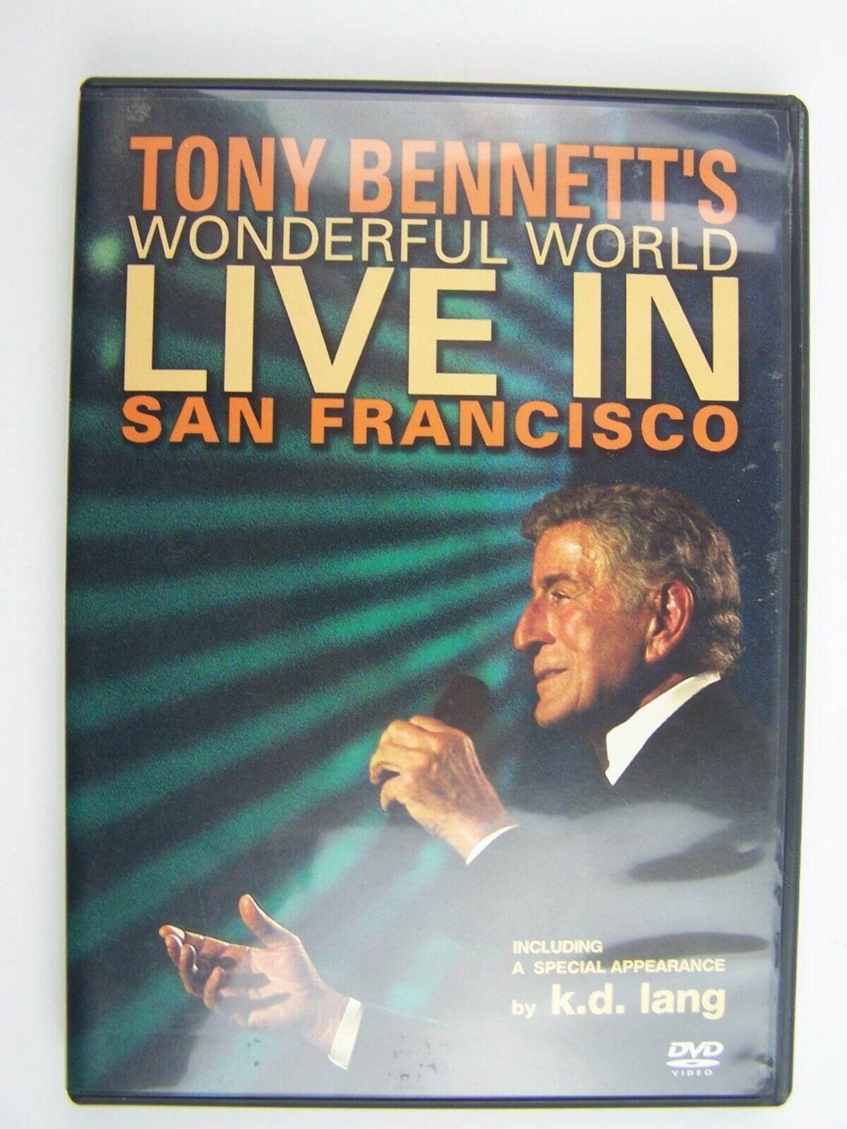 Tony Bennett's Wonderful World: Live In San Francisco D