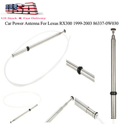 Power Antenna Mast OEM Replacement Cable For 99-03 Lexus RX300 JDM  Harrier XU10