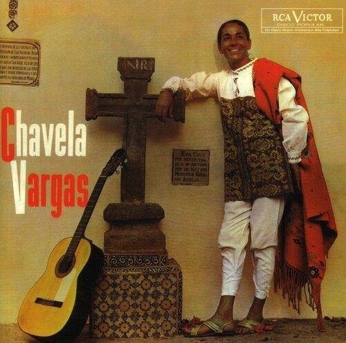 Chavela Vargas - Chavela Vargas [New CD]