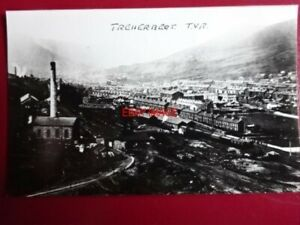 PHOTO  DARKROOM - TREHERBERT RAILWAY STATION TAFF VALE RAILWAY