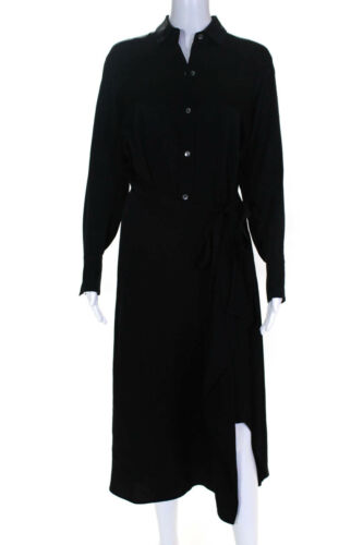 VINCE. Womens Tie Front Shirtdress Size 11318445