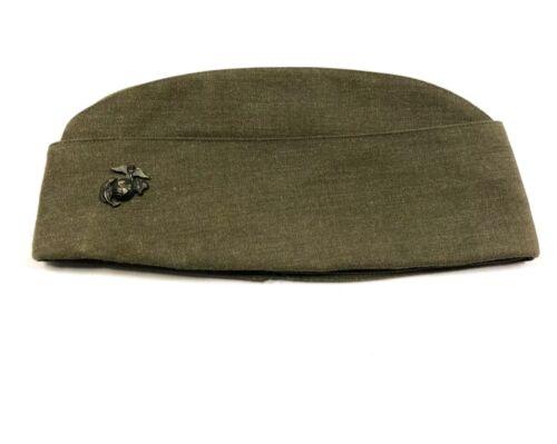 USMC Marine Corp Man/'s Garrison Alpha Cover Cap Piss Cover