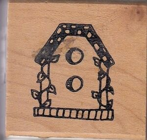 """love always raindrops  Wood Mounted Rubber Stamp  1 1//2 x 1/""""  Free Shipping"""