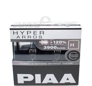 PIAA-HYPER-ARROS-H1-H3-H4-H7-H8-H9-H11-H13-HB3-9005-HB4-9006-TWIN-PACK-12V