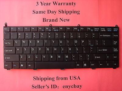 SONY VAIO VGN-AR190G VGN-AR230G VGN-AR250G VGN-AR270 VGN-AR270GA Laptop Keyboard