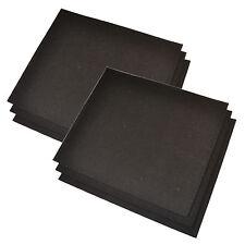 6x Carbon Pre-Filters for Hamilton Beach TrueAir 04160 04161 Air Purifiers 04912