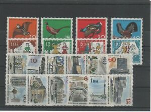 Germany-Berlin-vintage-yearset-Yearset-1965-Mint-MNH-complete-More-Sh-Shop