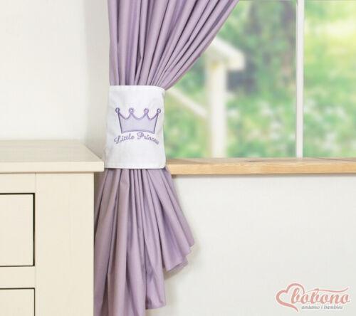 Bobono Kinderzimmer Gardinen Vorhänge Little Kleiner Prinz Kleine Prinzessin Neu