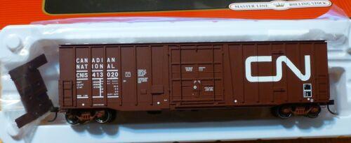 Atlas HO #20002677 Canadian National 1980 NSC 5277 PD Box Car Road #413020