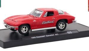 M68-11228-52-M2-MACHINES-AUTO-DRIVERS-1966-CHEVROLET-CORVETTE-427-EDELBROCK-1-64