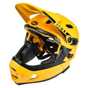 Bell SUPER DH MIPS Fahrradhelm Downhill verschiedene Farben Größe M 55-59cm