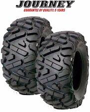 ATV Quad Journey Geländereifen 2x 25x10-12 25x10.00-12 ähnl. BIGHORN Maxxis P350