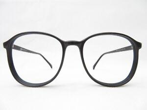 Actuell-Couture-693-010-Brille-Brillengestell-Vollrand-Kunststoff-Designer-NOS