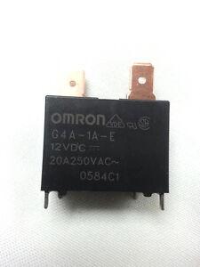1-pc-Omron-Relay-G4A-1A-E-DC12-SPST-NO-12Vdc-20A-PC-Board-G4A-1A-E-UsFreeShip