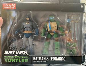 DC-Collectibles-Batman-vs-TMNT-Batman-amp-Leonardo-2-Pack-Exclusive