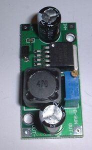 Step-Down-Adjustable-Power-Supply-Module-input-5-40vOutput-DC-2-5V-35V-UK-Stock