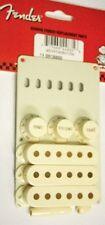Fender Strat Kit De Accesorios-Aged White