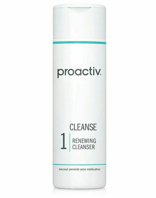 renewing cleanser 4 oz 60 day acne