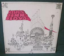 Pink Floyd Relics LP UK Export EKPL 0098 NM Korea W/ Insert