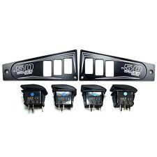 Ride Command XP1000 6 Switch Dash Panel Polaris 2017 Rocker Toggle On/Off SXS