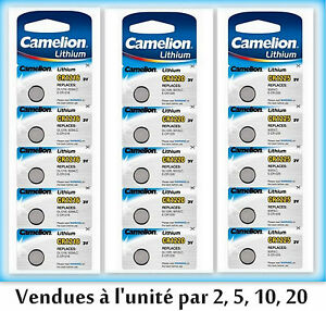 Pile-Cell-bouton-Camelion-3V-Lithium-CR2032-2025-2016-1220-1225-1616-1620
