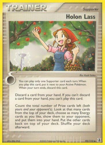 Uncommon Cards Pokemon TCG EX Delta Species