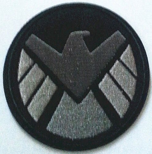 Marvel Avengers Shield Patch Embroidered Cloth Applique Badge Iron// Sew-On